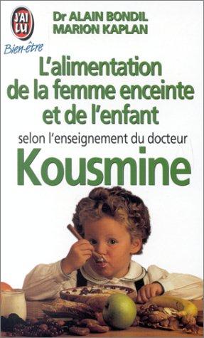 L'alimentation de la femme enceinte et de l'enfant: n/a