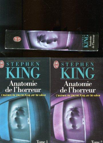 9782277096764: Anatomie de l'horreur, mars 1997, 2 volumes
