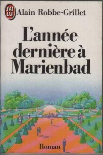 L'ANNEE DERNIERE A MARIENBAD (Littérature Générale): Robbe-Grillet, Alain