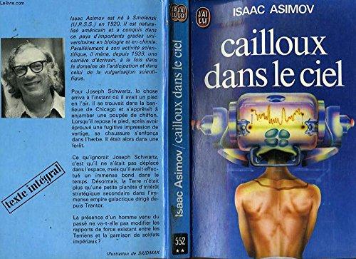 9782277115526: Cailloux dans le ciel
