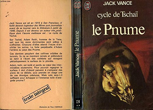 9782277117247: Cycle de Tscha�, Tome 4 : Le Pnume (J'ai Lu science-fiction)