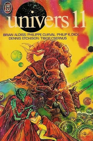 9782277117865: Univers 11 : Collection : Science fiction j'ai lu n° 786