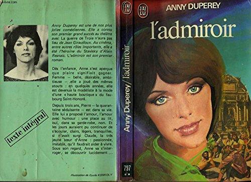 L'admiroir: Anny DUPEREY