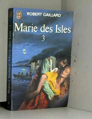 9782277118954: Marie des Isles (Tome 3)