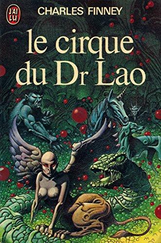 9782277119487: Le cirque du Dr Lao