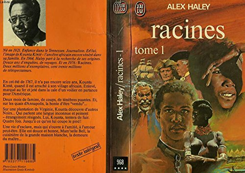 Racines, tome 1 (2277119687) by Alex Haley