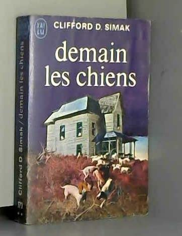 9782277123736: Demain Les Chiens (French Edition)