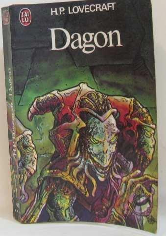 Dagon ***** (J'ai Lu science-fiction): H-P Lovecraft