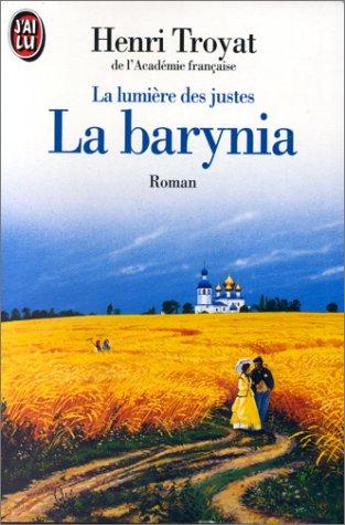 9782277132745: La lumiere des justes t2- la barynia (J'ai Lu)