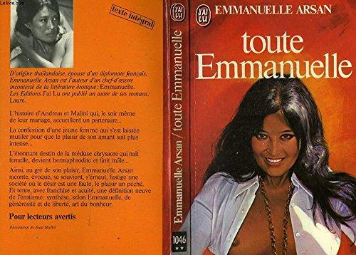 Toute Emmanuelle: Arsan, Emmanuelle