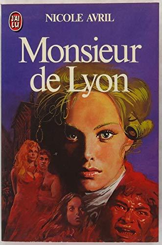 9782277210498: Monsieur de Lyon