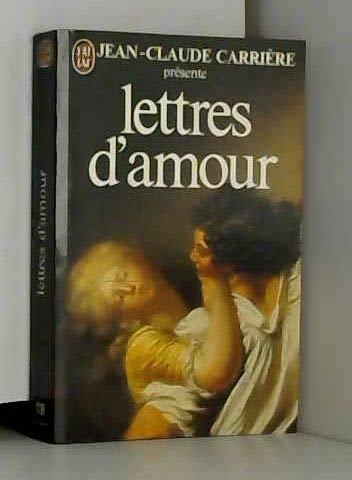 9782277211389: Lettres d'Amour