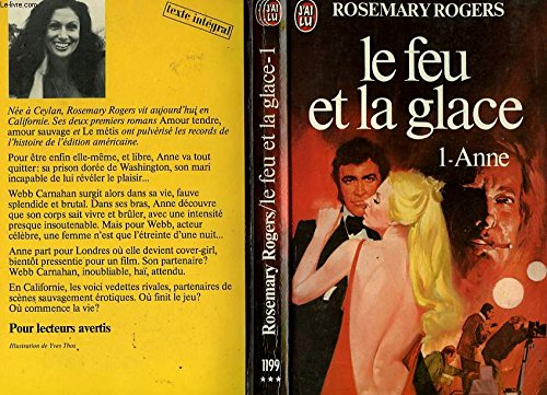 Feu et la Glace T1 (2277211990) by Rosemary Rogers