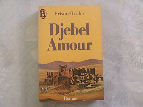 9782277212256: Djebel Amour (French Edition)
