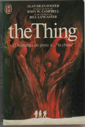 9782277213666: The thing
