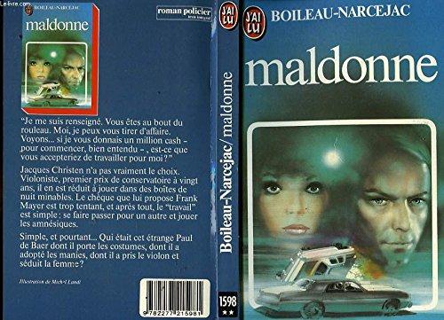 Maldonne: Boileau-Narcejac