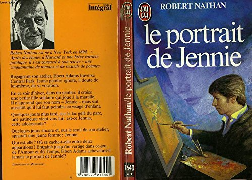 Le Portrait de JEnnie (J'ai lu): Robert Nathan