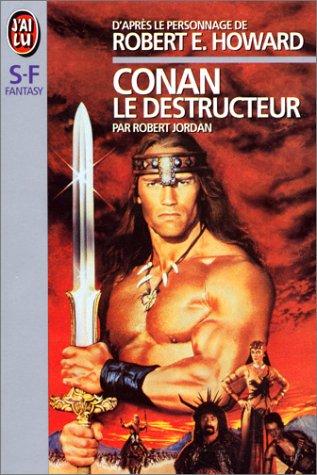 Conan Le Destructeur: Jordan - Robert