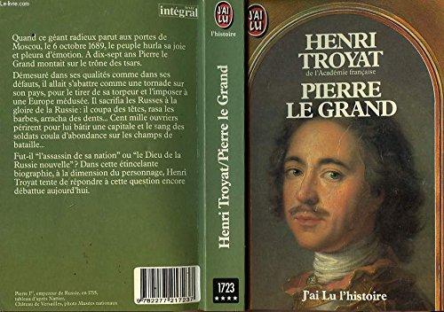 9782277217237: Pierre le Grand