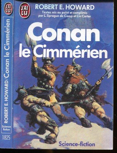 9782277218258: Conan le Cimmérien