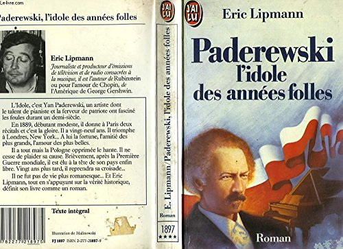 9782277218975: Paderewski l'idole des annees folles