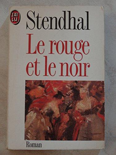 9782277219279: Le Rouge Et Le Noir (J'ai lu) (French Edition)