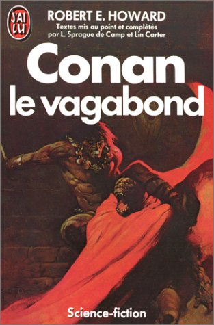 9782277219354: Conan le vagabond