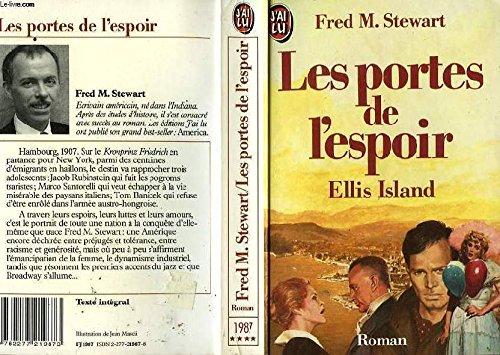 9782277219873: Les portes de l'espoir : ellis island