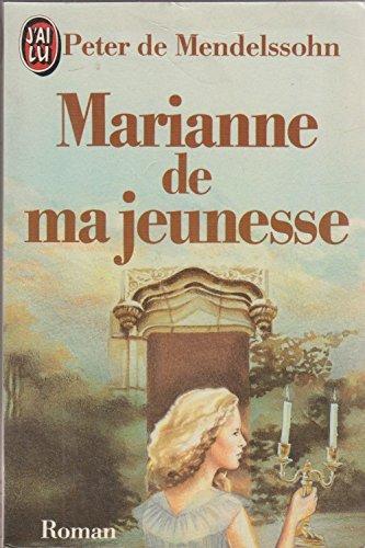 9782277220206: Marianne de ma jeunesse