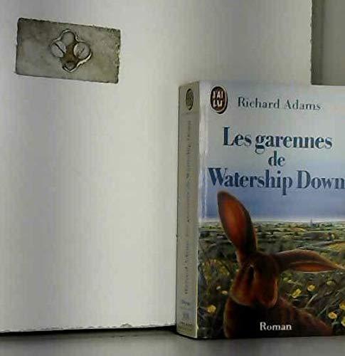 9782277220787: Les garennes de watership down