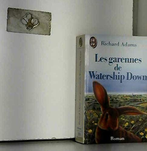 9782277220787: Les Garennes De Watership Down