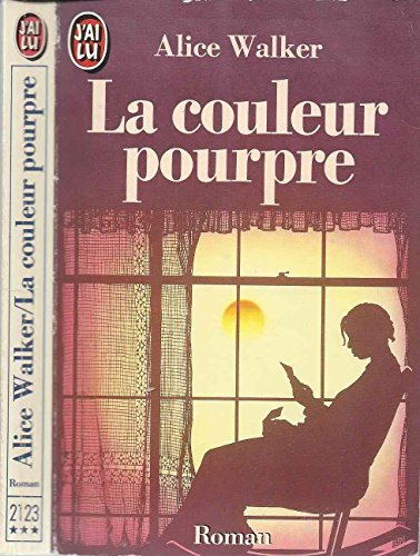 9782277221234: La Couleur Pourpre (French Edition)