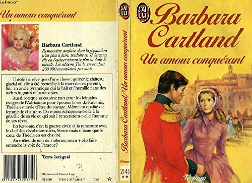 Un amour conquérant (2277221457) by Cartland Barbara