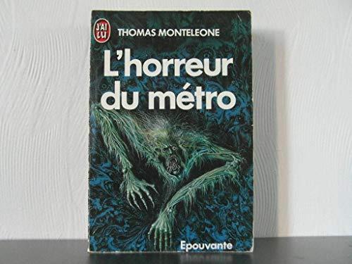 9782277221524: L'horreur du métro