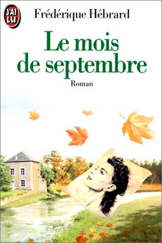 9782277223955: Le mois de septembre