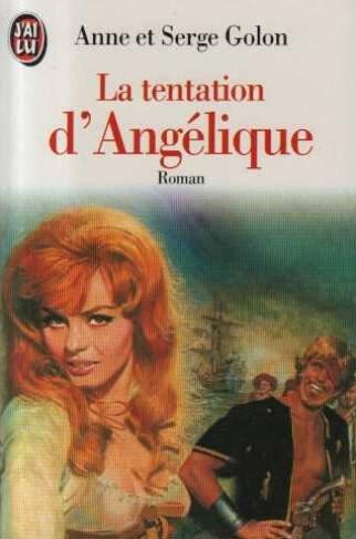 9782277224952: La Tentation d'Angélique