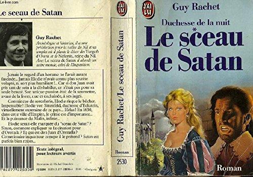 9782277225300: Duchesse de la nuit, Tome 1 : Le Sceau de Satan