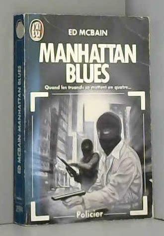 9782277225942: Manhattan blues