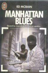 Manhattan blues *** (2277225940) by Ed Mcbain