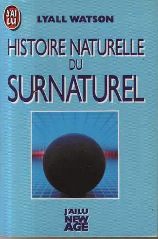 9782277228424: Histoire naturelle du surnaturel