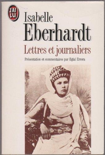 9782277229858: Isabelle Eberhardt : Lettres et journaliers