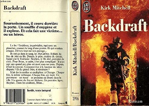 Backdraft (en français) (9782277229964) by [???]