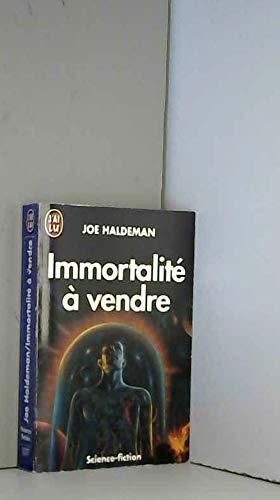 9782277230977: Immortalité à vendre