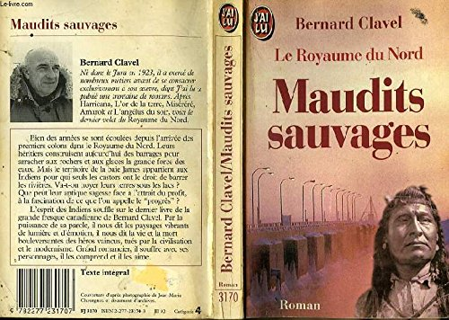 9782277231707: Maudits Sauvages Le Royaume Du Nord 6