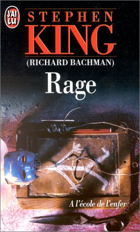 9782277234395: Rage (J'ai Lu)