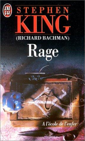 Rage (J'ai Lu): Stephen King