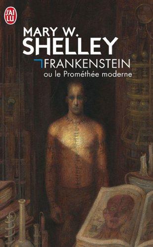 9782277235675: Frankenstein ou Le Prométhée moderne