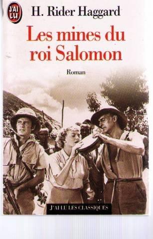9782277236078: Les mines du roi salomon