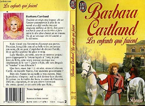 Les enfants qui fuient (9782277237433) by Barbara Cartland