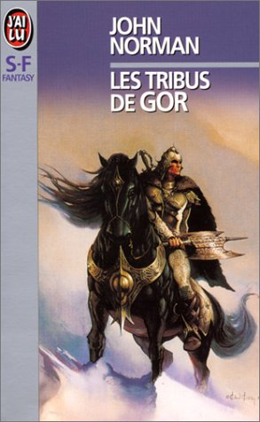 Les tribus de Gor (2277240265) by Norman, John